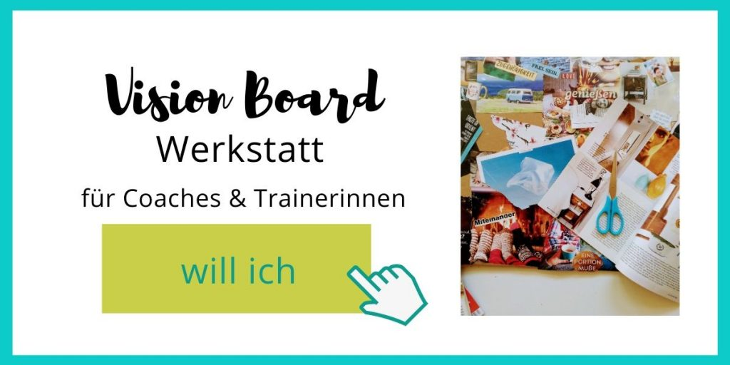 Vision Board Workshop Vision Board Werkstatt
