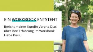 Workbook aus dem Workbook Liebe Kurs von Verena Dias