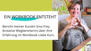 Kreatives Workbook für mehr Lebensfreude