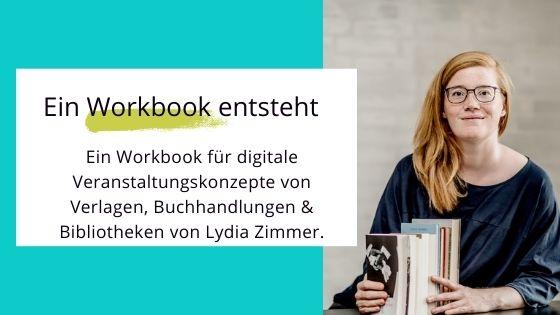 Read more about the article Ein Workbook für digitale Veranstaltungen mit Büchern