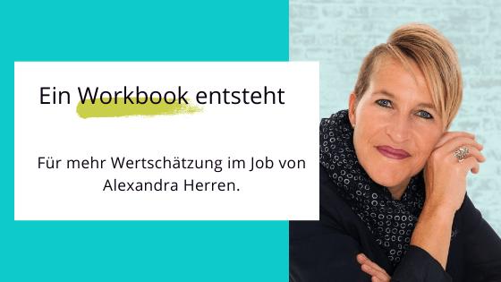 Read more about the article Ein Workbook für Wertschätzung im Job